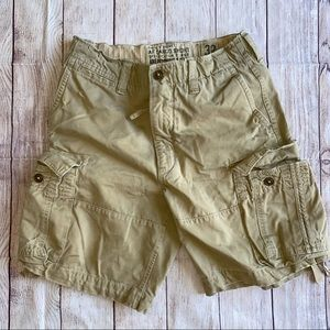 Abercrombie & Fitch Cargo Shorts 32